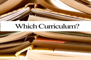 which curriculum