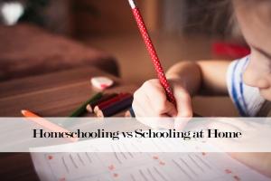 homeschooling vs schooling