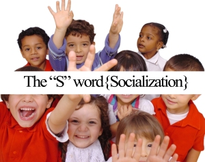 socialization menu copy